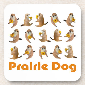 Prairiedogs , プレーリードッグ , Cork Coaster