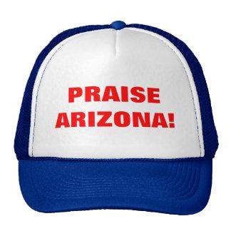 PRAISE ARIZONA MESH HATS