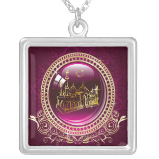Praise Be To Allah, Mosque Jewelry