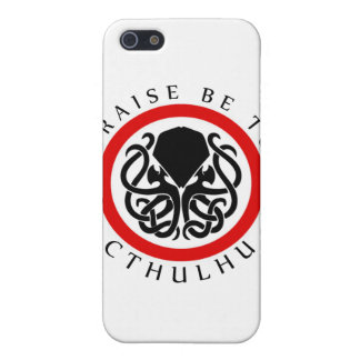Praise Be To Cthulhu Cases For iPhone 5