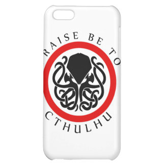 Praise Be To Cthulhu iPhone 5C Cases