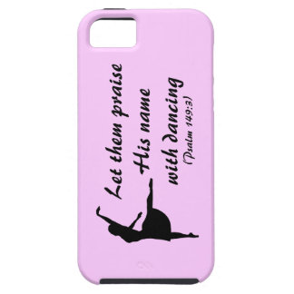 Praise Him with Dancing Case iPhone 5 Cases