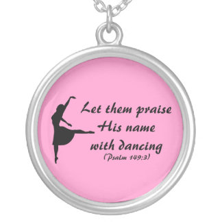 Praise Him with Dancing Necklace
