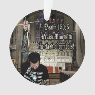 Praise Him with the Clash of Cymbals