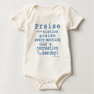 Praise! Infant Organic Creeper