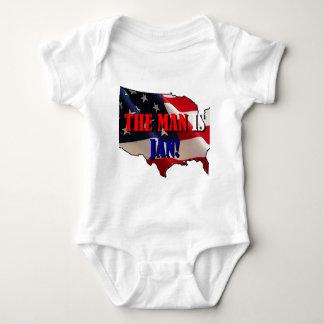 Praise Jan Baby Bodysuit