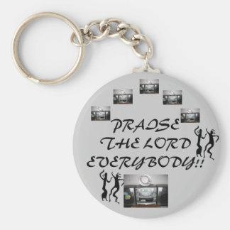 PRAISE! Key Chain