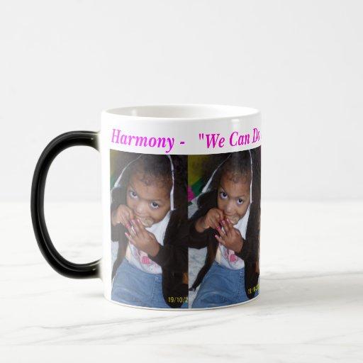 Praise Mug- Personalized - Add your Name & photo 11 Oz Magic Heat Color-Changing Coffee Mug