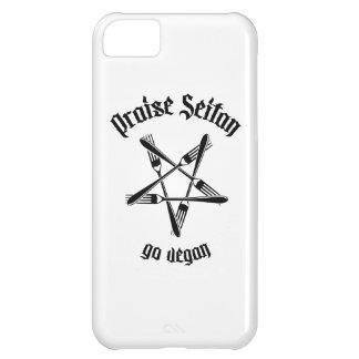 Praise Seitan 1.1 (black) iPhone 5C Cover