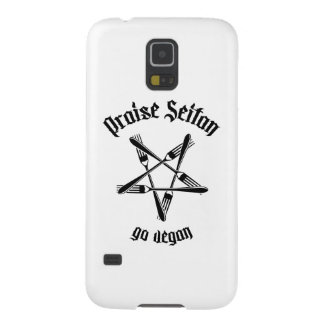 Praise Seitan 1.1 (black) Galaxy S5 Case