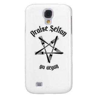 Praise Seitan 1.1 (black) Samsung Galaxy S4 Case