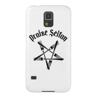 Praise Seitan 1.2 (black) Galaxy S5 Cases