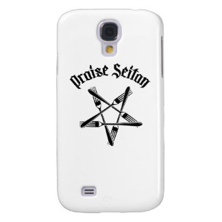 Praise Seitan 1.2 (black) Galaxy S4 Case