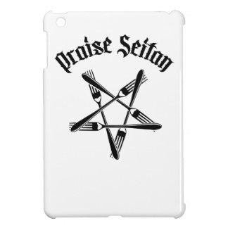 Praise Seitan 1 2 black iPad Mini Case