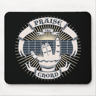 Praise the Chord Mouse Pad