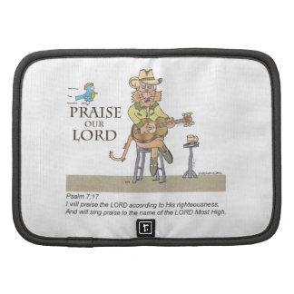 Praise the Lord Folio Planner