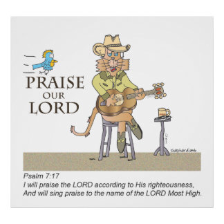 Praise the Lord Poster