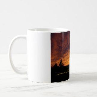Praise the Lord! --Psalms 148:1 Coffee Mug