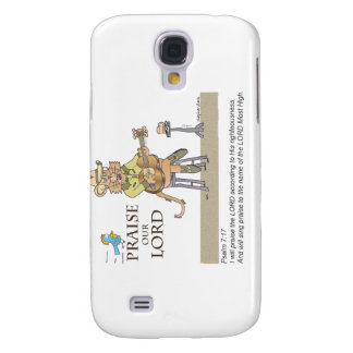 Praise the Lord with Country Galaxy S4 Cover