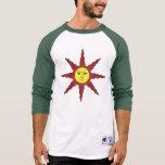 Praise the Sun 3/4 Sleeve T-Shirt