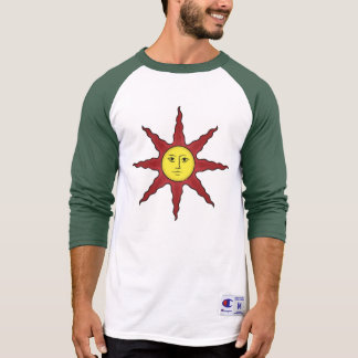 Praise the Sun 3/4 Sleeve T-Shirt