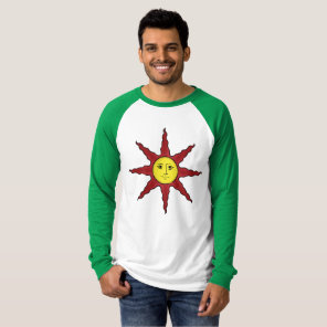 Praise the Sun long Sleeve T-Shirt