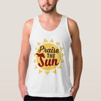 Praise the Sun Tank Top