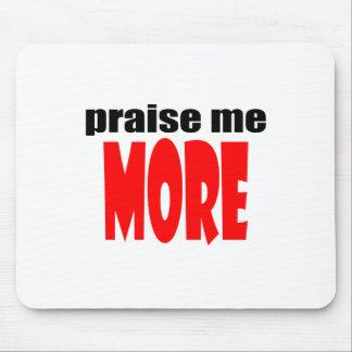 PRAISEmemore praise appraise more teacher school c Mouse Pad