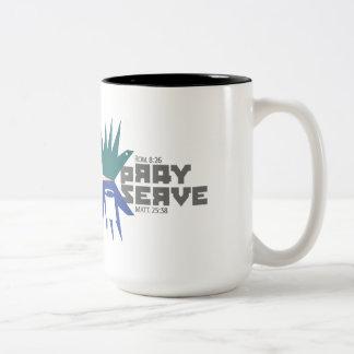 PraisePrayWitnessServe Mug