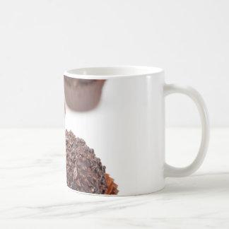 Pralines Classic White Coffee Mug