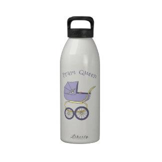 Pram Queen Water Bottle