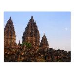 Prambanan Postcard