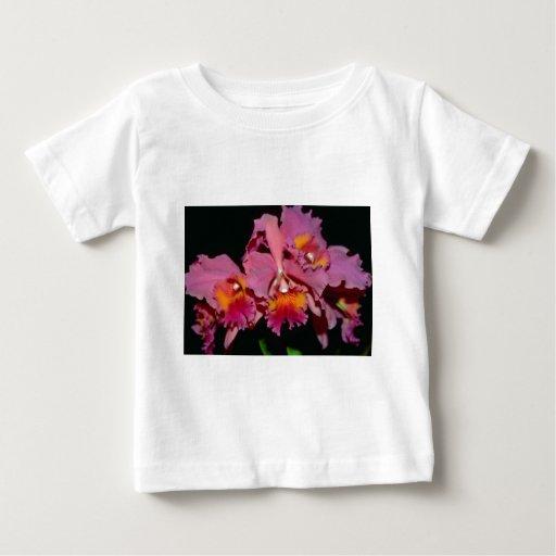 Pramge Cattleya flowers Tees