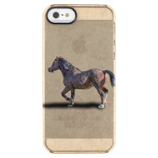 PRANCING HORSE CLEAR iPhone SE/5/5s CASE