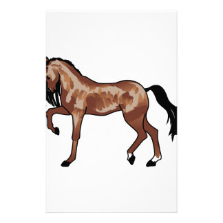 Prancing Horse Smaller Stationery