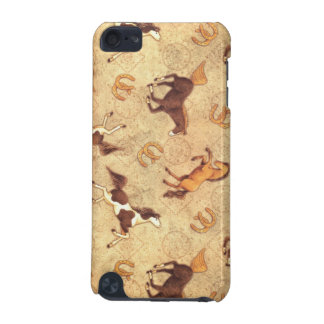 Prancing Horses iPod Touch Case