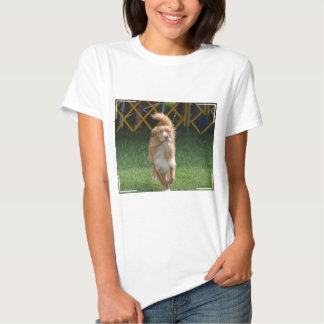 Prancing Nova Scotia Retriever T-Shirt