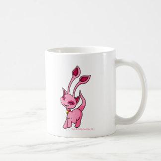 Prancing pink Aisha Coffee Mug