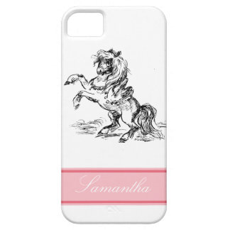 Prancing Pony iPhone SE/5/5s Case