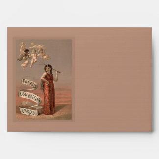 Prang's Valentine Cards Envelopes