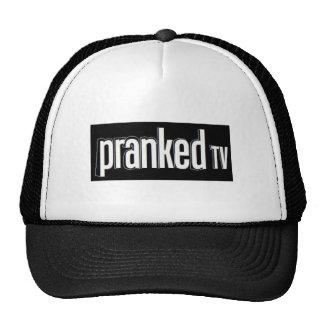 Pranked TV Hat