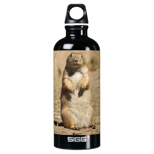 Prarie Dog SIGG Traveler 0.6L Water Bottle