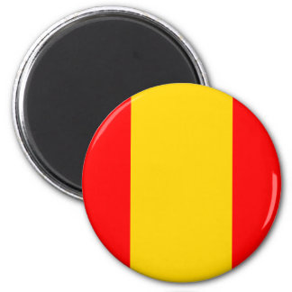 Praskolesy BE, Czech Fridge Magnet