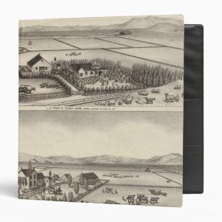 Pratt, granjas de Stewart