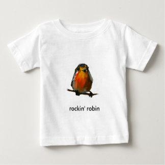 prattcreekart lindo del pájaro de la camiseta