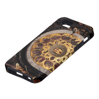 Prauge Clock Decoration iPhone 5 Cover