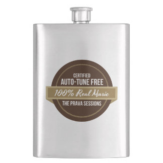 Prava Sessions 100% Real Music Flask