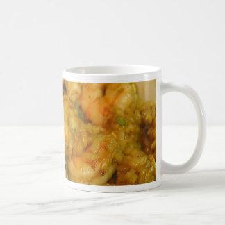 Prawn Fried Rice Shrimp Bowls Mugs