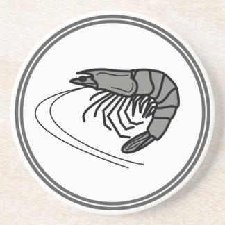Prawn/Shrimp Coaster