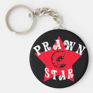 Prawn Star Advanced Keychain